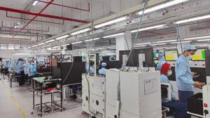 OPPO Türkiye fabrika