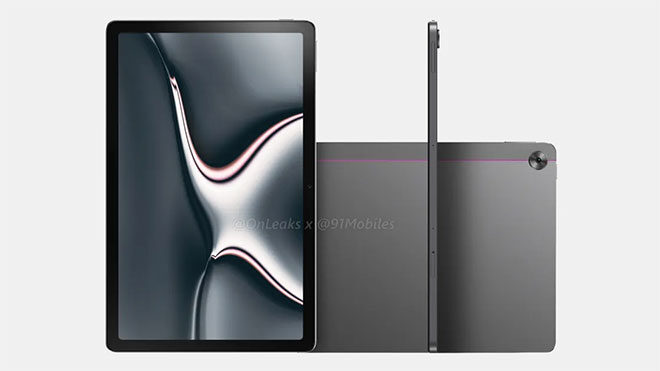 Realme Pad Android tablet
