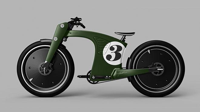 CrownCruiser elektrikli bisiklet