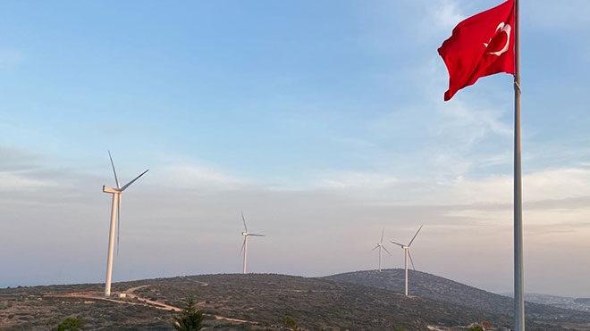Turkcell Rüzgar Enerjisi Santrali