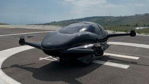 Türkiye merkezli Softtech destekli uçan araba: AirCar