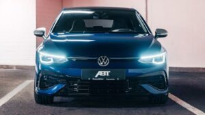 2021 Volkswagen Golf R ABT