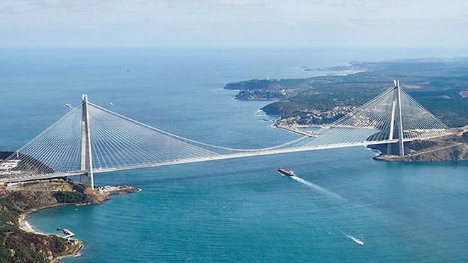 İstanbul Yavuz Sultan Selim Köprüsü'nün Çinlilere satılması hakkında yeni gelişme