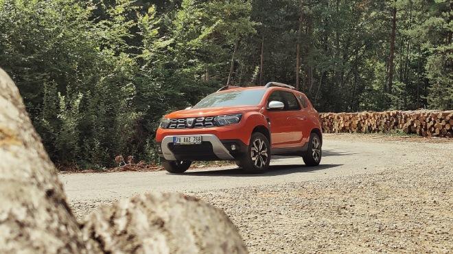 2021 Dacia Duster incelemesi ozan öğretmenoğlu