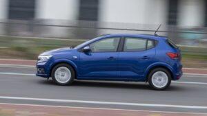 2021 Dacia Sandero