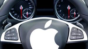 Apple Car elektrikli otomobil