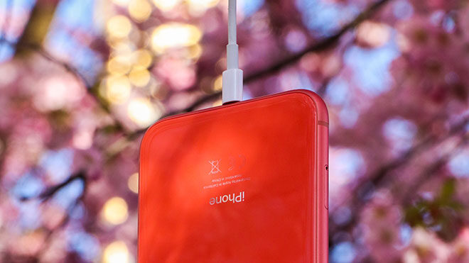 iPhone şarj Apple