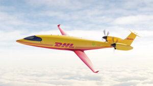 DHL elektrikli uçak