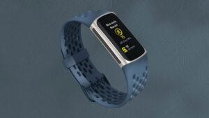 Fitbit Charge 5 akıllı bileklik
