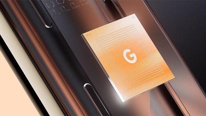 Google Tensor işlemci