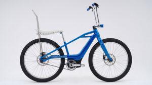 Harley-Davidson markasından sadece bir tane üretilen elektrikli bisiklet