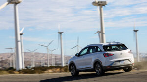 Hyundai hidrojen yakıt teknolojisi