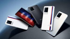 Samsung E5 LTPO OLED iQOO 8 Pro