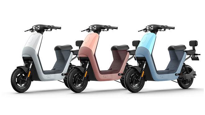 NIU GOVA C0 elektrikli motosiklet