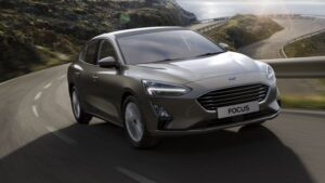 2021 Ford Focus 4K Titanium