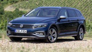 201 Volkswagen Passat Alltrack
