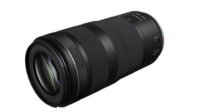 Canon RF 100 400mm