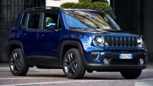 Şarj edilebilir Jeep Renegade Türkiye'de; işte fiyatı ve özellikleri