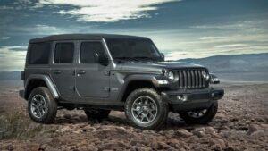 Jeep Wranger 80. Yıl özel versiyonu için Türkiye fiyatları açıklandı