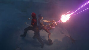 Riot Games Arcane