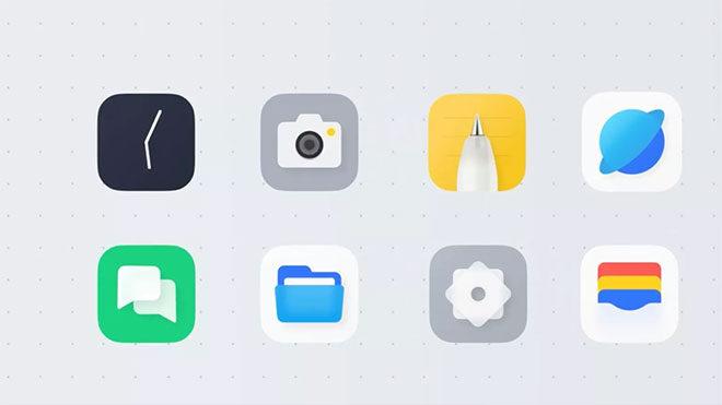 Android 12 temelli OPPO ColorOS 12