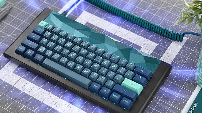 özel klavye dünyası