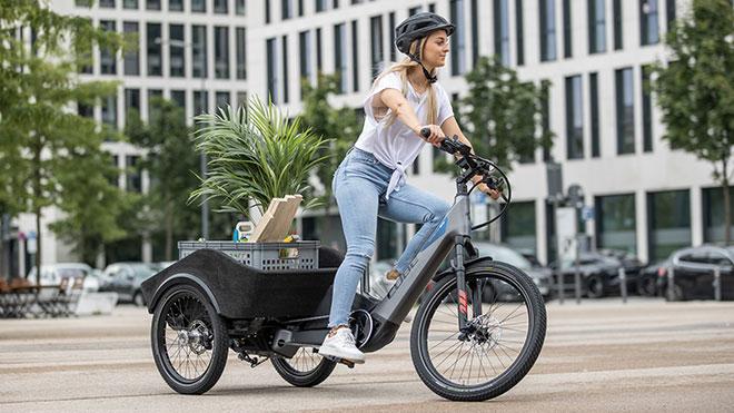 BMW, elektrikli bisiklet