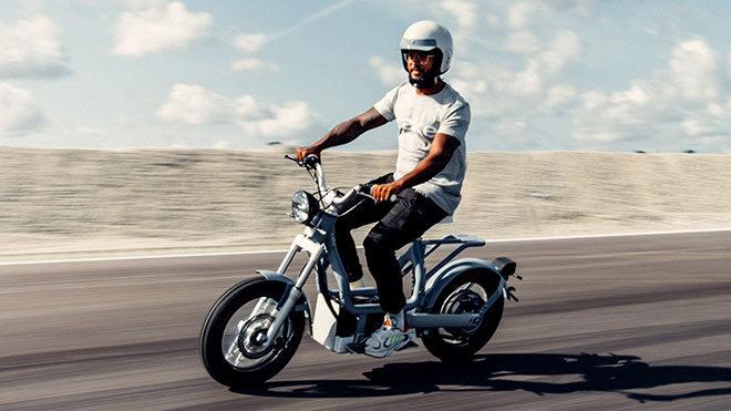 CAKE'den dikkat çeken iki yeni elektrikli motosiklet modeli