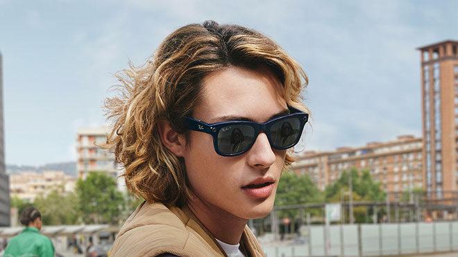 Facebook ve Ray-Ban tarafından geliştirilen akıllı gözlük tanıtıldı