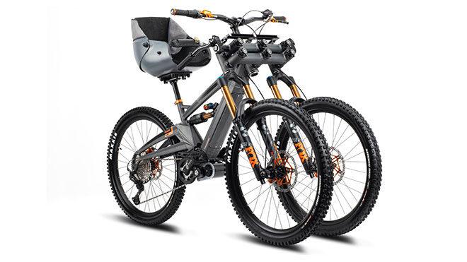 üç tekerlekli elektrikli bisiklet