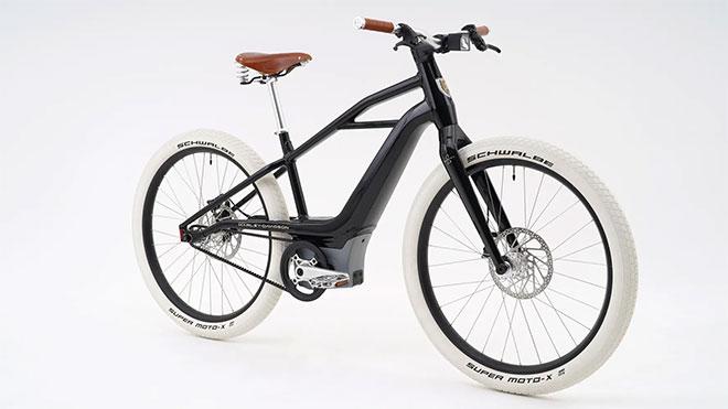 Harley-Davidson markası Serial 1 harika bir elektrikli bisiklet satışa sunacak