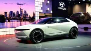 Hyundai elektrikli otomobil