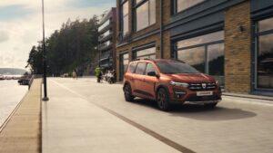 Beklenen tanıtım gerçekleşti; karşınzıda yeni Dacia Jogger