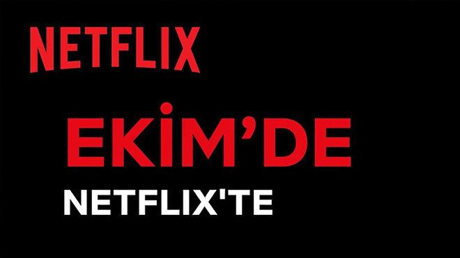 Netflix ekim içerikleri