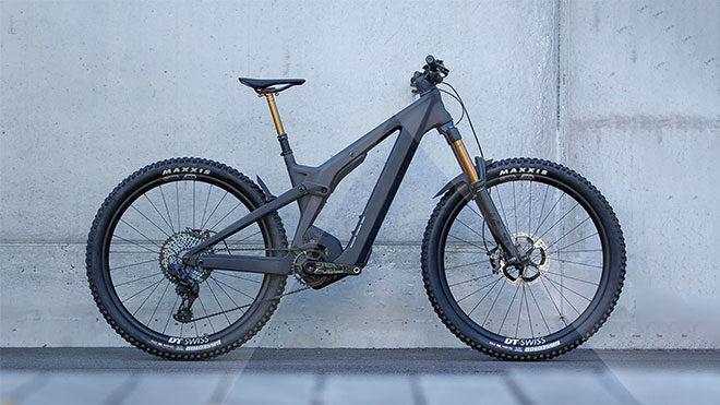 Scott Patron eRide elektrikli bisiklet