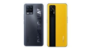 Realme GT 5G ve Realme 8 Pro