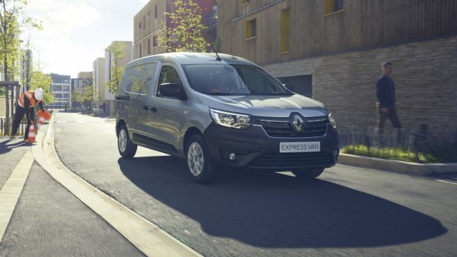 2021 Renault Express