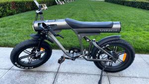 Vinci elektrikli bisiklet