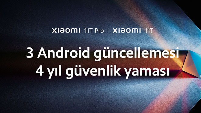 Xiaomi 11T ve 11T Pro