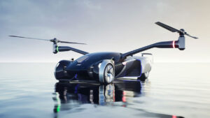 XPengHT Aero uçan otomobil