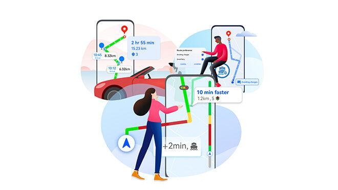Huawei Petal Haritalar