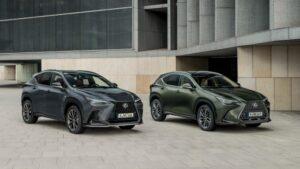 Türkiye için hazır; karşınızda yenilenen Lexus NX Hibrit