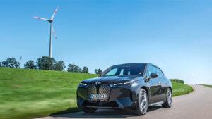 Yeni BMW iX