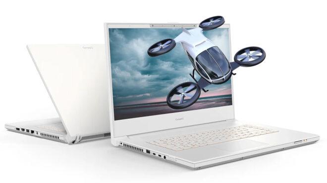 Acer ConceptD 7 SpatialLabs Edition.
