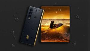 Samsung W22