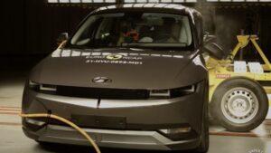 Hyundai Ioniq 5 Euro NCAP çarpışma testi