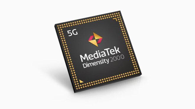 MediaTek, Dimensity 2000