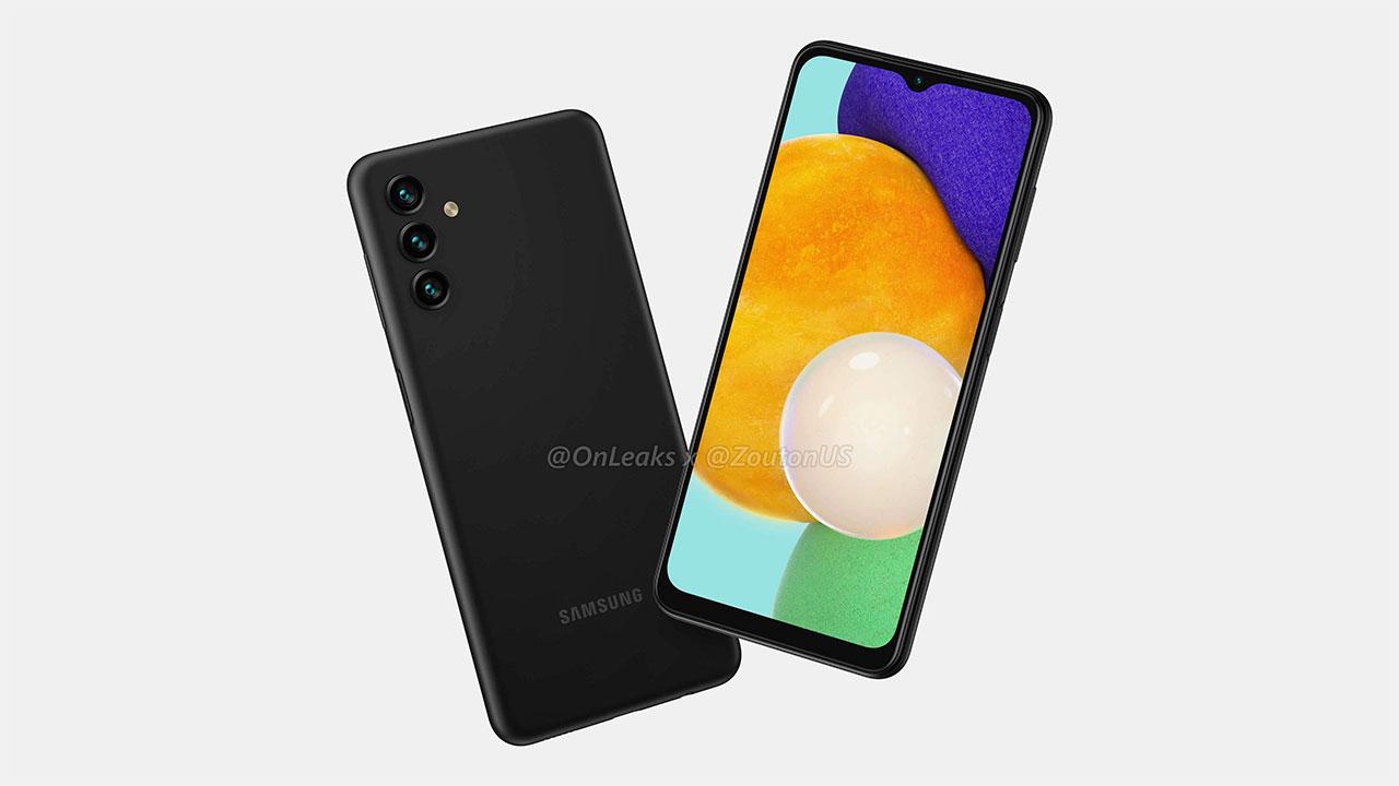 Samsung Galaxy A13 5G için tasarım ortaya çıkarıldı thumbnail