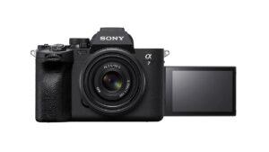Sony a7 IV aynasız fotoğraf makinesi
