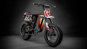 RSD x Super73-RX Malibu elektrikli bisiklet
